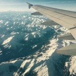 Somewhere over the Alps